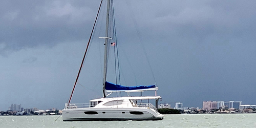 Sunsail 444 Sailing Catamaran