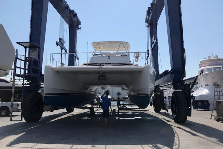 damage boat