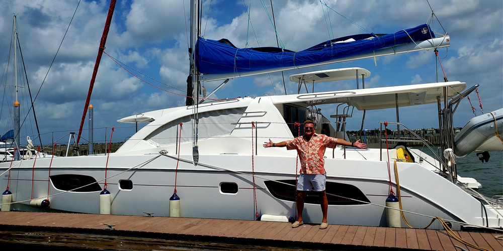 Sunsail 444 Owner
